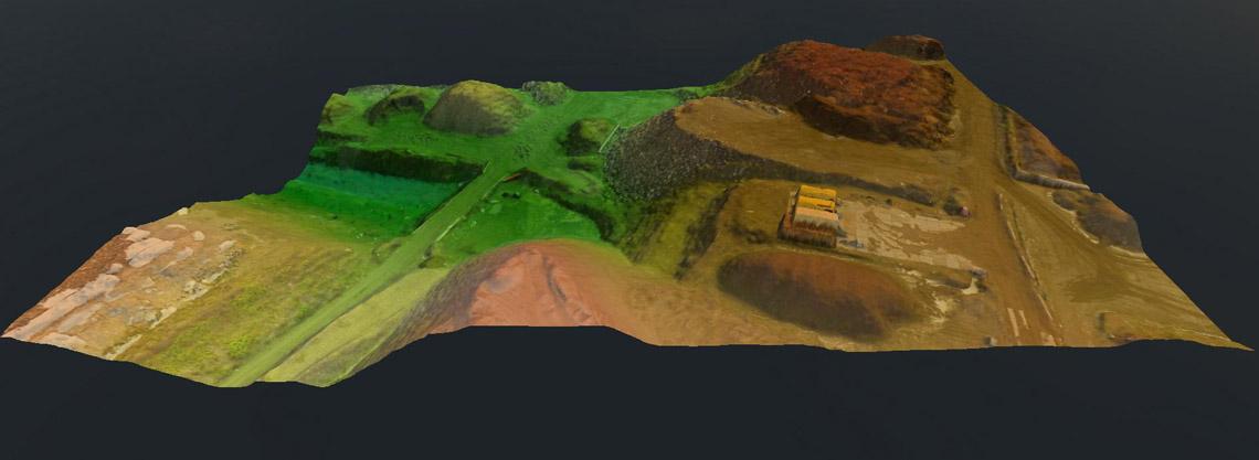 Volume-Computation-Stock-Pile-Drone-UAV-aerial-photography-07