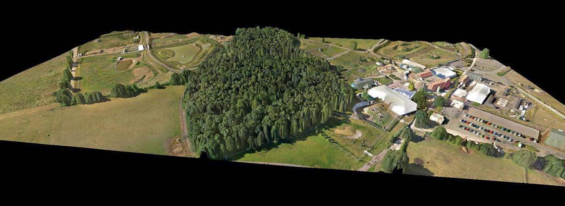 Yorkshire-Wildlife-Park-Zoo-Drone-UAV-Topgraphic-aerial-photography-survey-00