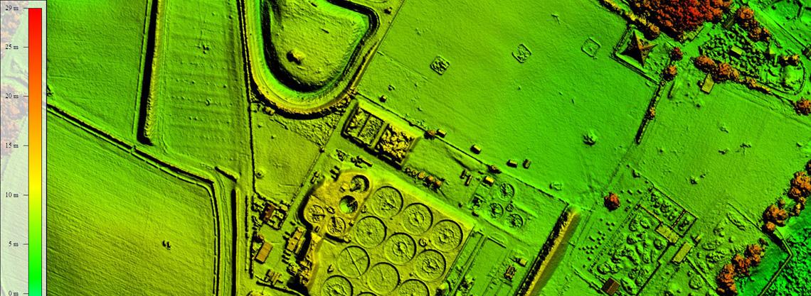 Yorkshire-Wildlife-Park-Zoo-Drone-UAV-Topgraphic-aerial-photography-survey-04