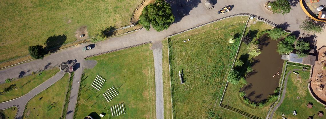 Yorkshire-Wildlife-Park-Zoo-Drone-UAV-Topgraphic-aerial-photography-survey-06